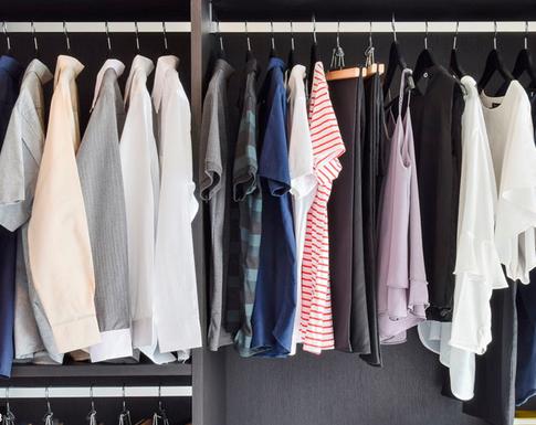 guardar ropa verano
